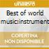 Best of world music:instrument