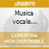 Musica vocale francese