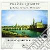 Quartetto x archi n.21 k 575, nn.22 k589
