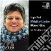 Hugo Wolf - MoMorike-lieder- Gura WernerTen/jan Schultsz, Pianoforte
