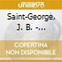 Saint-George, J. B. - Vier Violinkonzerte