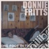 Donnie Fritts - One Foot In The Groove