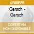 CD - GERSCH - GERSCH