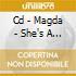 CD - MAGDA - SHE'S A DANCING MACHINE