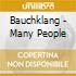 Bauchklang - Many People