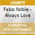 Fabio Nobile - Always Love