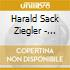 CD - HARALD SACK ZIEGLER - PUNKT