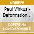 CD - PAUL WIRKUS - DƒFORMATION PROFESSIONEL