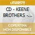 CD - KEENE BROTHERS - Blues and boogie shoes