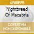 NIGHTBREED OF MACABRIA