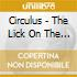 Circulus - The Lick On The Tip Of An Envelope