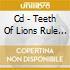 CD - TEETH OF LIONS RULE - RAMPTON