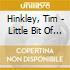 Hinkley, Tim - Little Bit Of Soul