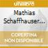 Mathias Schaffhauser - Selected Remixes Vol. 1