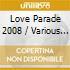 LOVEPARADE 2008 (2CD + 1 DVD)