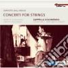 Evaristo Dall'Abaco - Concerti Per Archi