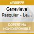 Genevieve Pasquier - Le Cabaret Moi