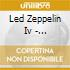 LED ZEPPELIN IV - RETROSPECTIVES CD+BOOK
