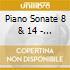 PIANO SONATE 8 & 14 - SINFONIA 5