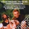 Felix Mendelssohn / Johannes Brahms - Daniel Barenboim