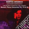 Wolfgang Amadeus Mozart - Piano Concertos 10,19And20 - Martha Argerich