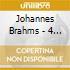Johannes Brahms - Barenboim, Daniel - Brahms:4 Ballades Op 10