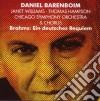 Johannes Brahms - Ein Deutsches Requiem - Daniel Barenboim