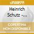 Heinrich Schutz - Jurgens - Passione Secondo San Luca