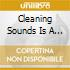 CLEANING SOUNDS IS A FILTHY BUSINESS