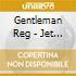 Gentleman Reg - Jet Black