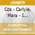 CDS - CARLYLE, MARA        - I BLAME DIDO EP
