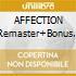 AFFECTION (Remaster+Bonus Tracks)