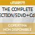 THE COMPLETE COLLECTION/5DVD+CdBonus