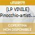 (LP VINILE) Pinocchio-artisti vari-2mc