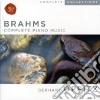Brahms, tutte le opere per piano