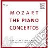 Mozart - concerti per piano integrale