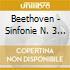 BEETHOVEN - SINFONIE N. 3 E 8