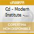 CD - MODERN INSTITUTE - EXCELLENT SWIMMER