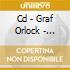 CD - GRAF ORLOCK - DESTINATION TIME TOMORROW