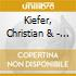 CD - KIEFER, CHRISTIAN & - BLACK DOVE