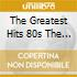 THE GREATEST HITS 80S THE HITS THE VIDEOS (2CD+DVD)