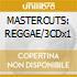 MASTERCUTS: REGGAE/3CDx1