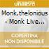 Monk,thelonious - Monk Live In Paris Vol.2