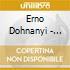 Erno Dohnanyi - Andante Rubato Alla Zingaresca