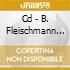 CD - B. FLEISCHMANN - POPLOOPS F. BREAKFAST