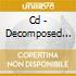 CD - DECOMPOSED SUBSONIC - BLAUE L…WEN