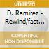 REWIND/FAST FORWARD