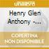 Henry Glen Anthony - Relax & Love