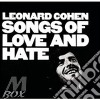 Leonard Cohen - Songs Of Love & Hate