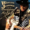 Waylon Jennings & The Waymore Blues Band - Never Say Die Live